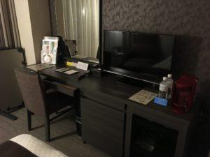 センチュリーロイヤルホテルの部屋