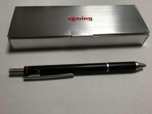 ロットリングの複合筆記具