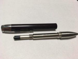 パーカーのボールペン