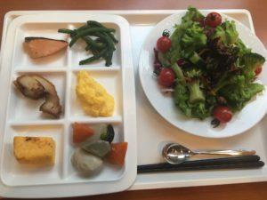ニューオータニイン札幌の朝食