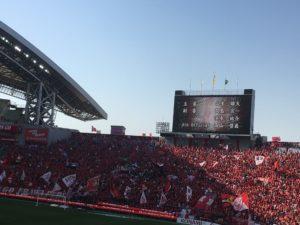 埼玉スタジアム2002 浦和レッズ対湘南ベルマーレ