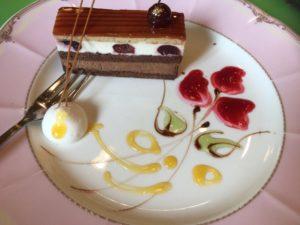 ボア・トスカーナのおまかせケーキ