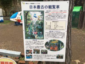 函館公園こどものくにの観覧車