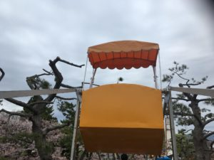 日本最古の観覧車
