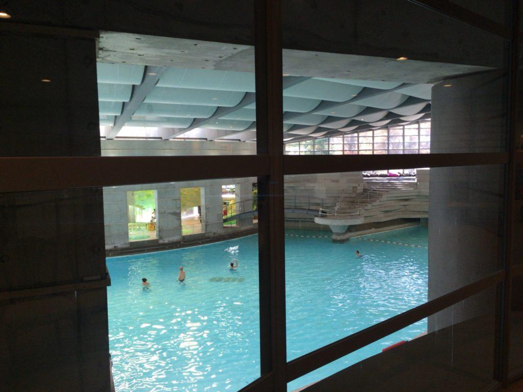 リゾナーレ八ヶ岳のプール
