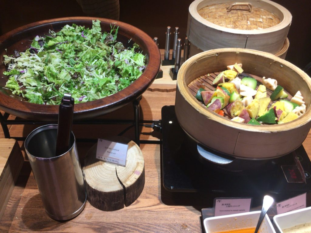 リゾナーレ八ヶ岳の朝食