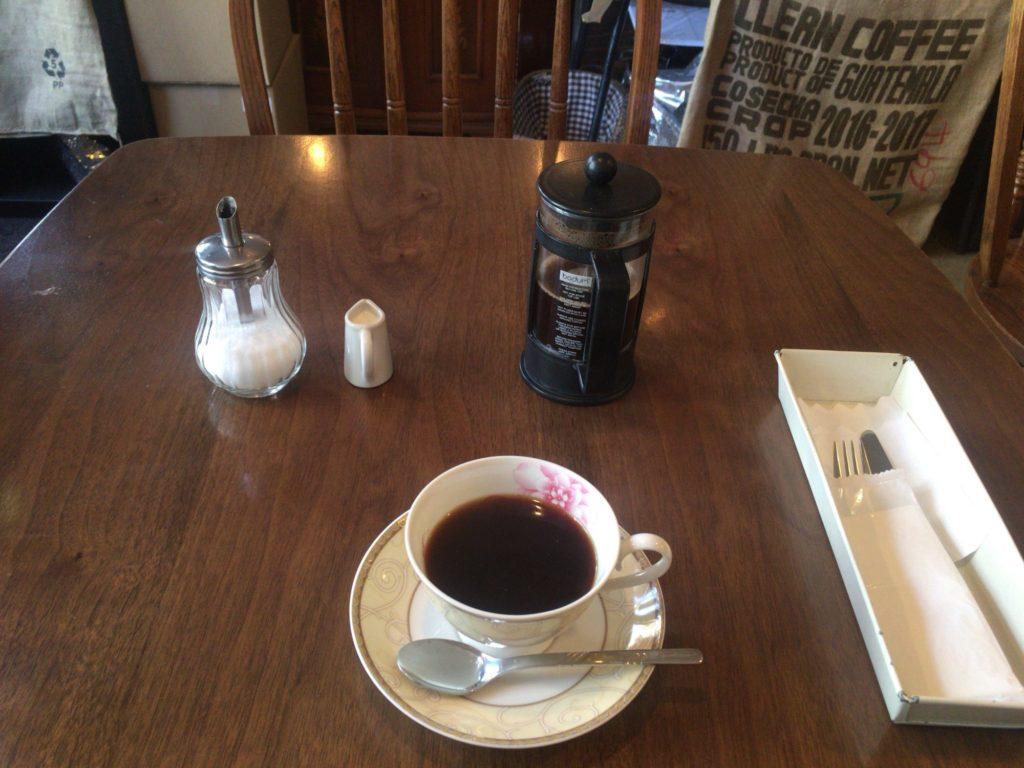 熊谷珈琲のコーヒー