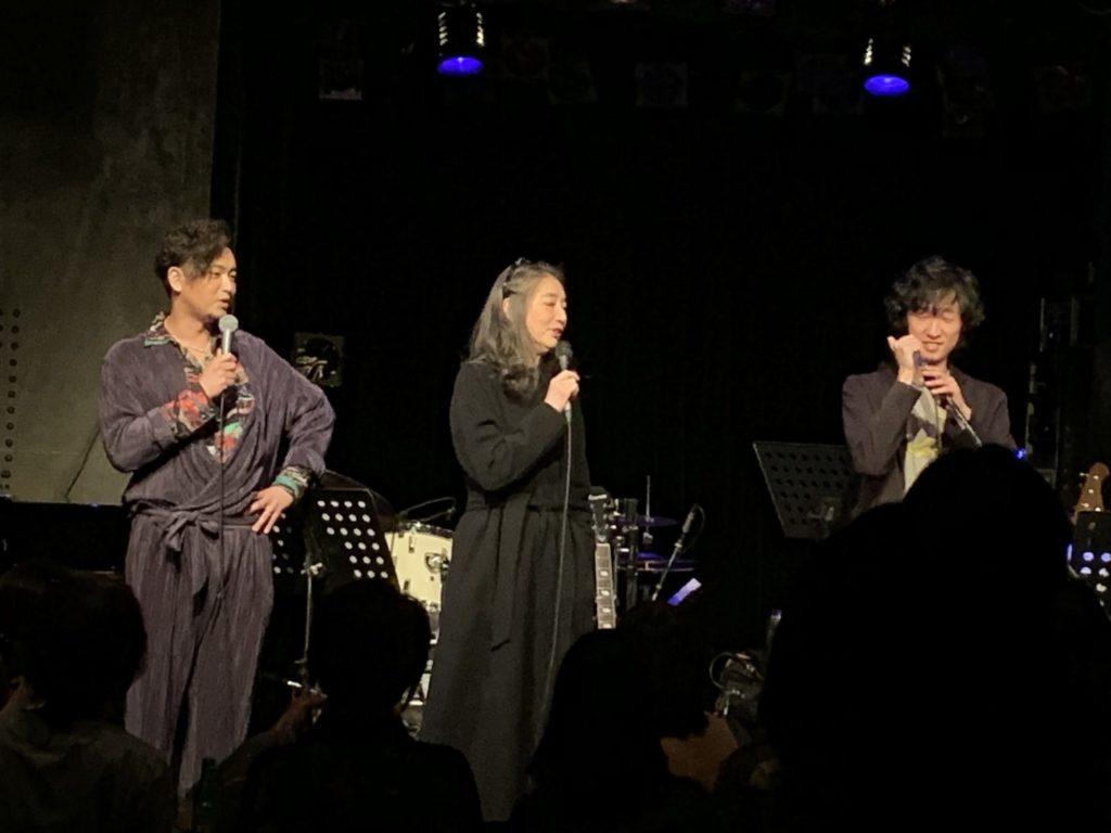 R-Spiritのライブ